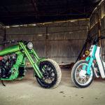 Dochaki, custom Motorcycles, Pune, India, Best, ROyal Enfield, Custom Built