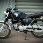 her honda, splendor, scrambler, india, custom motorcycle, pune, bhopal, hadapsar, magarpatta