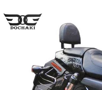 Street Rod, Backrest, Harley Davidson, India, Accessories,