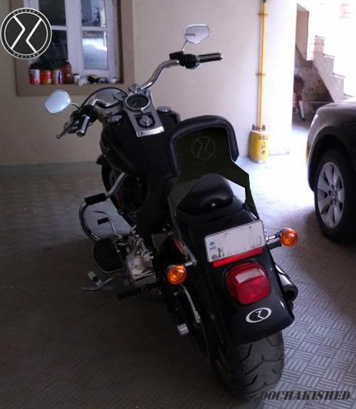 Harley Davidson Fatboy, Accessories